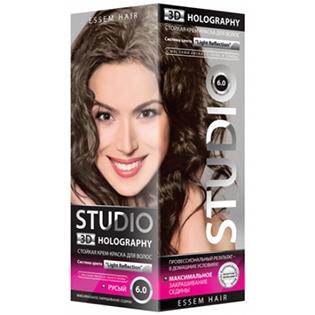 Краска для волос Studio (Студио) 6.0 - Русый