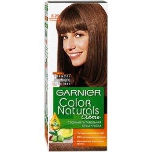 Краска для волос Garnier (Гарньер) Color Naturals 6.25 - Шоколад