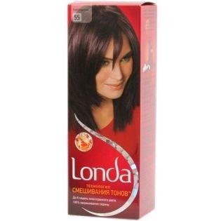 Краска для волос Londacolor (Лондаколор) 55 - Бургундский