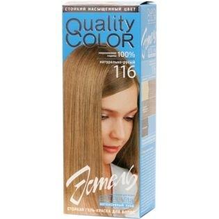 Краска-гель для волос Эстель 116 - Натурально-русый