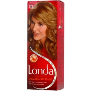 Краска для волос Londacolor (Лондаколор) 38 - Бежевый блондин