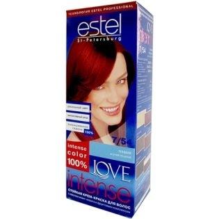 Краска для волос Estel Love Intense (Эстель Лав Интенс) 7/54 - Пламя