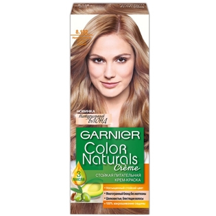 Краска для волос Garnier (Гарньер) Color Naturals 8.132 - Натуральный светло-русый