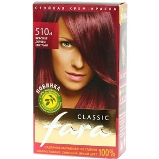 Краска для волос FARA (Фара) Classic 503 - Темно-каштановый