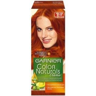 Краска для волос Garnier (Гарньер) Color Naturals 7.40 - Пленительный медный