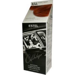Краска для волос Estel Celebrity (Эстель Селебрити) 8/44 - Огненно-медный