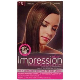 Краска для волос Impression Plus (Импрессион) № 16 - Шоколад