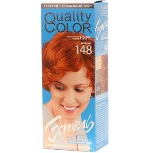 Краска-гель для волос Эстель 148 - Медный