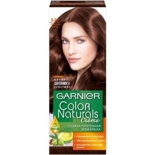 Краска для волос Garnier (Гарньер) Color Naturals 5.23 - Розовое дерево