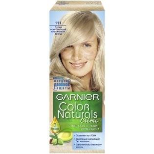 Краска для волос Garnier (Гарньер) Color Naturals 111 - Супер осветляющий платиновый блонд