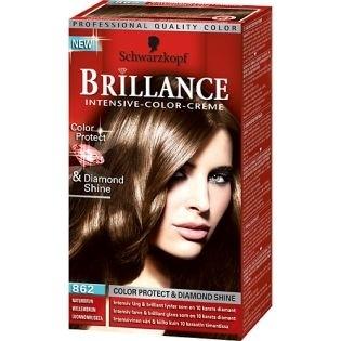 Краска для волос Brillance (Бриллианс) 862 - Благородный каштан