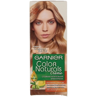 Краска для волос Garnier (Гарньер) Color Naturals 9.132 - Натуральный блонд