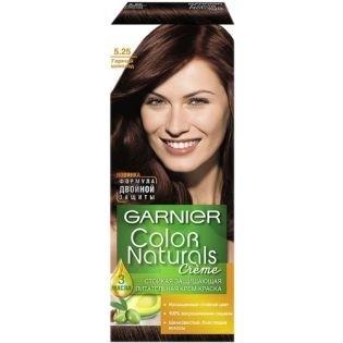 Краска для волос Garnier (Гарньер) Color Naturals 5.25 - Горячий шоколад