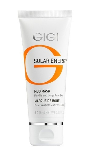 21030, SE  Mud mask for oil skin\  Маска грязевая, 75, GIGI