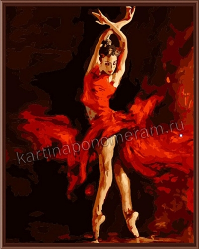 Танец огня (резервирование)