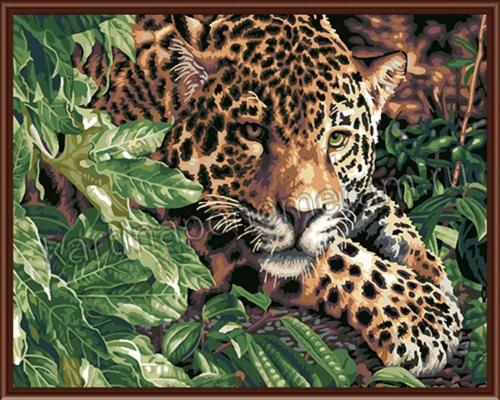 Охота леопарда  (резервирование)