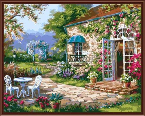 Завтрак в саду  (резервирование)