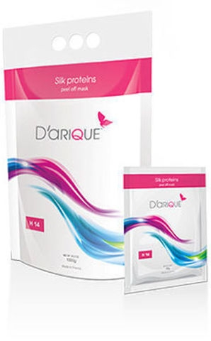 Для сверх чувствительной кожи-Маска «Bio satin» c шелковыми протеинами, 40г