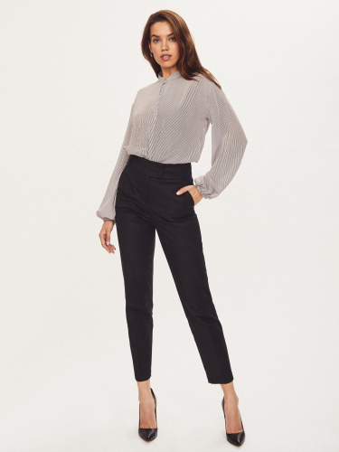 Удлиненная блуза