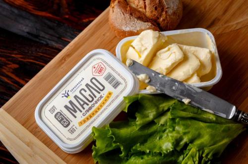 Масло сливочное Традиционное 82,5% 180гр