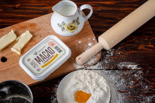 Масло сливочное Крестьянское 72,5% 180гр