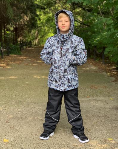 Куртка зимняя для мальчиков арт. 3051 (104-128)
