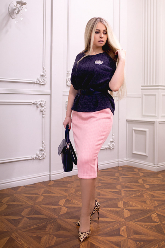 Свитшот 43028 производителя Eliseeva Olesya