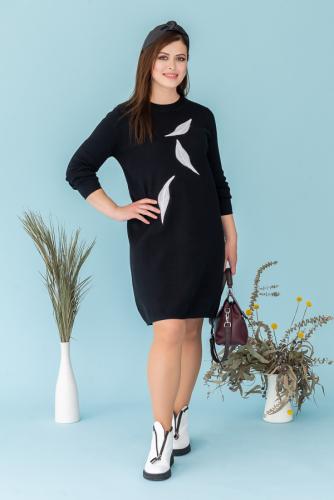 Платье-туника 48530 производителя Eliseeva Olesya