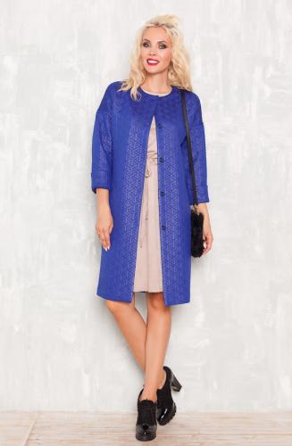 Пальто 27042 производителя Eliseeva Olesya