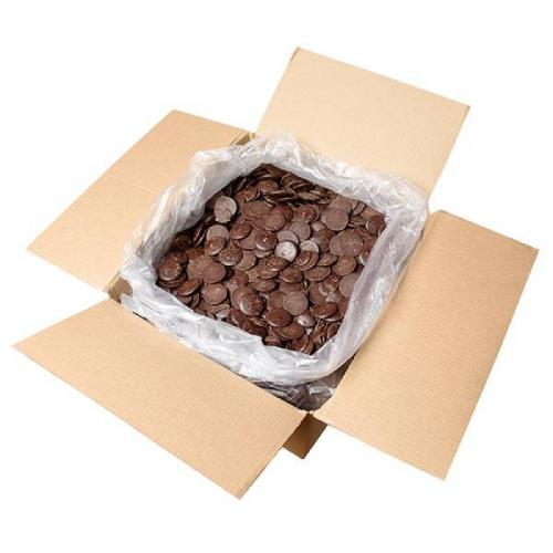 Шоколад темный в каплях 53,4 процентов с/к СНT-21IN 20кг Артикул: 7060
