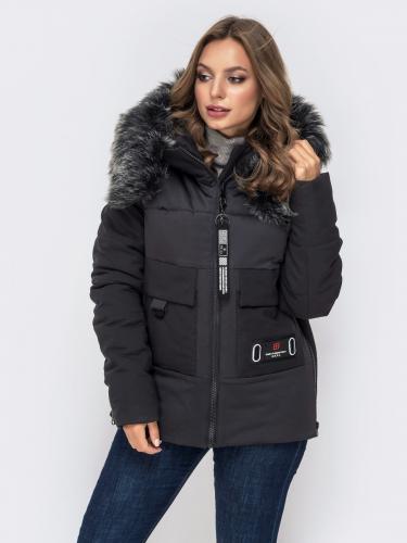 Куртка зимняя 121018