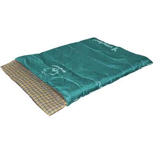 Спальный мешок одеяло GREENELL Йол V5 -15 L+L двухместный
