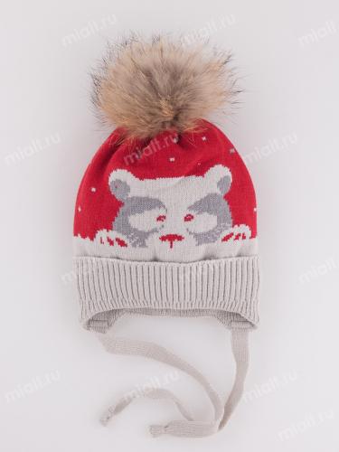 Шапка Полярный мишка boy
