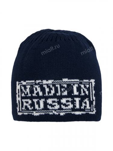 Шапка Made in Russia