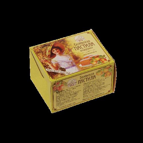 Белевская пастила воздушная яблочная 200 гр Артикул: 6882
