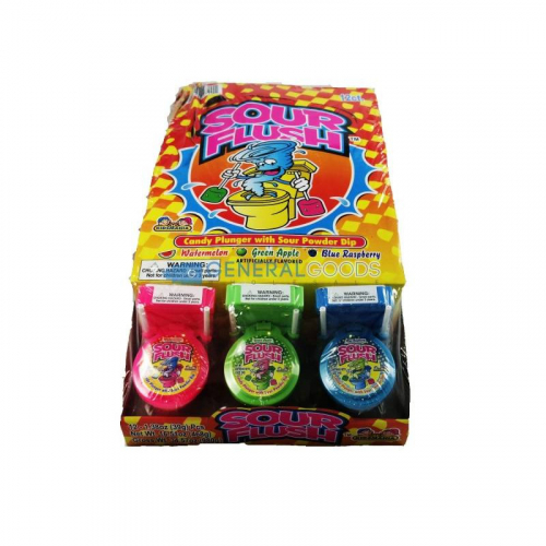 Kidsmania Унитазик Большой Леденцовая карамель с игрушкой 39гр Артикул: 6806