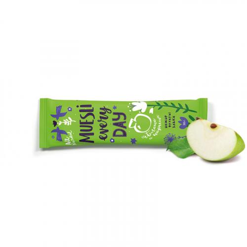 Фруктово-злаковый батончик EFFORT инжир с яблоком и корицей 50г Артикул: 7316