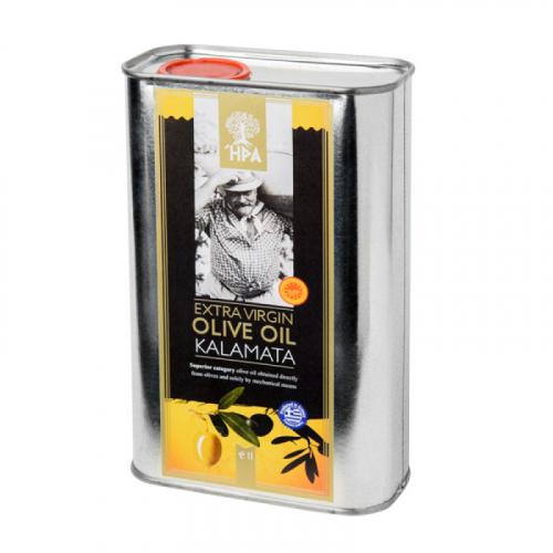 Натуральное оливковое масло Kalamatа Extra Vergine Olive oil 1л (Греция) Артикул: 7330