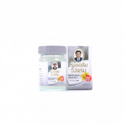 Мазь (фитобальзам) для тела белый от простудных заболеваний WangProm 50 г SALE Артикул: 7044