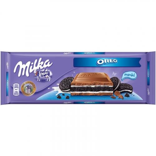 Шоколад Milka & Oreo 300 гр Артикул: 5169