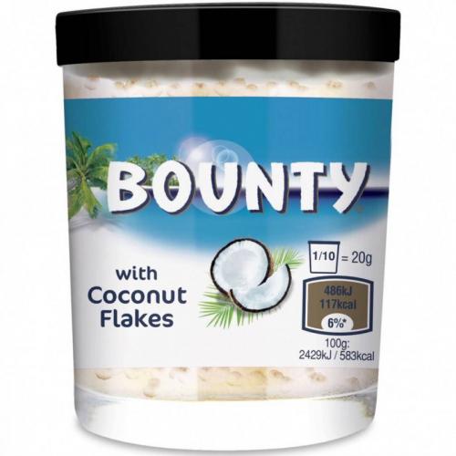 Bounty шок. паста 200 гр Артикул: 5177