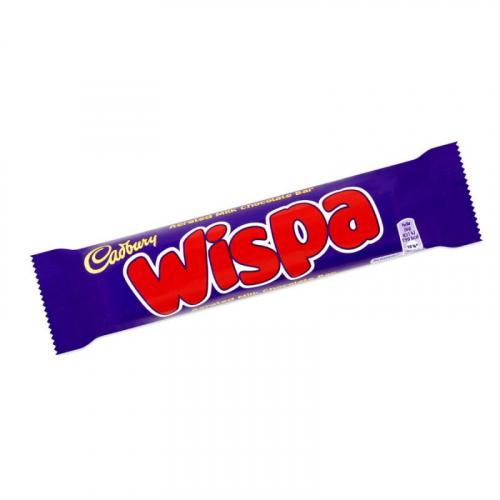 Wispa воздушный шоколадный батончик 36гр Артикул: 5330