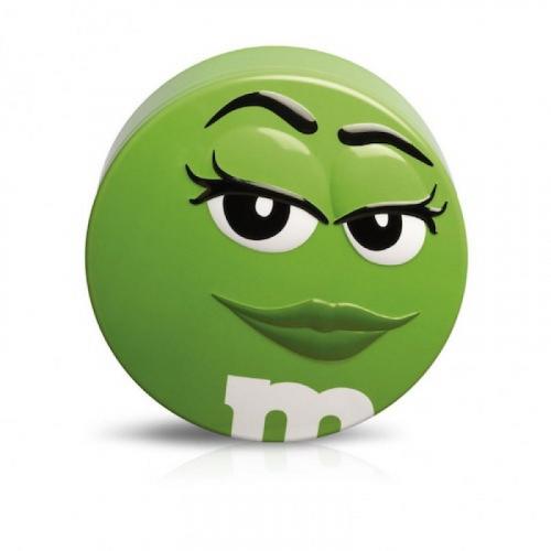 M&M's Candy Tin зеленая 200 г SALE Артикул: 5261