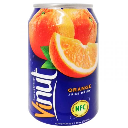 Сок Апельсина (напиток Vinut) 330 мл Артикул: 7325