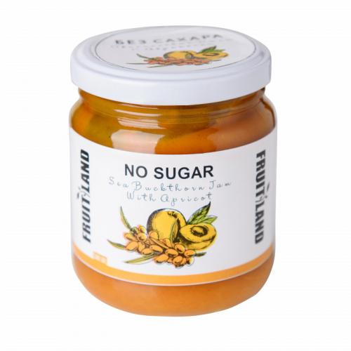 Джем облепиховый с абрикосом без сахара (Армения) 300 гр Артикул: 7304