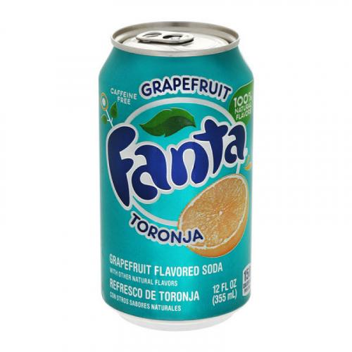 Fanta Грейпфрут 355мл Артикул: 7439