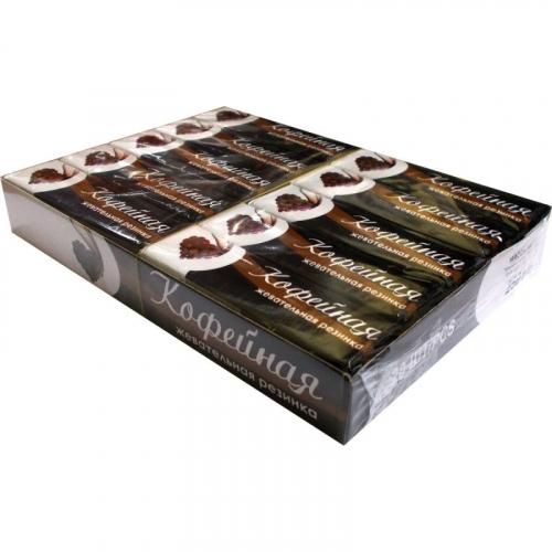 Винтажные жевательные пластинки со вкусом кофе SIGUM 20 пачек Артикул: 7085