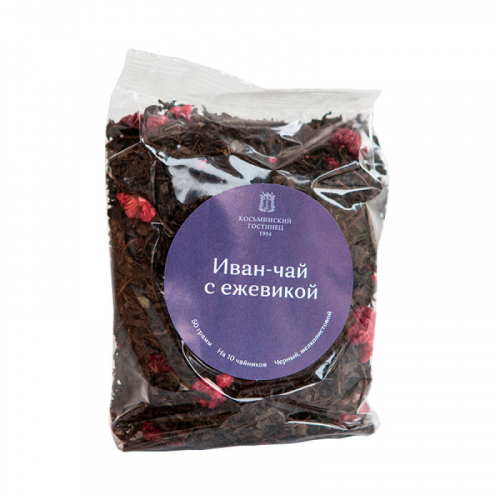 Иван чай с Ежевикой, пакет 50гр Артикул: 7188