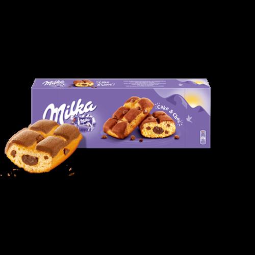 Бисквит Milka Cake & Choc 175гр Артикул: 5627