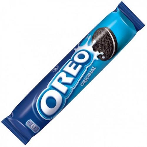 Oreo Original классическое оригинальное печенье с ванильной начинкой 154 грамма Артикул: 5247
